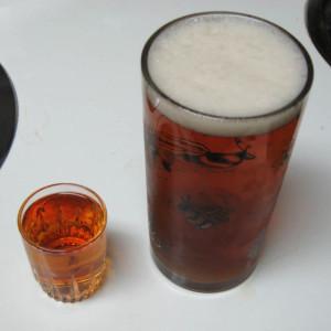 Boilermaker drink alcohol